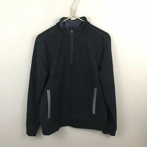 Lululemon Half Zip Pullover Sweatshirt Reflective